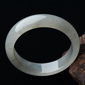冰种晴水手镯(55.2mm)